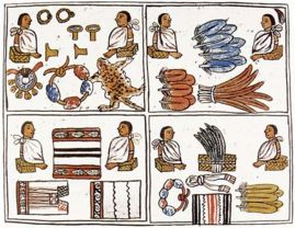 a history of marketing and trade in the aztec empire They dominated the trade route between the roman empire and india and  the aztec empire  director of the british museum, exploring world history from two.