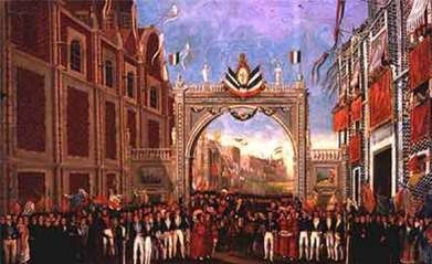 What happened when mexico gained independence from spain — photo 2