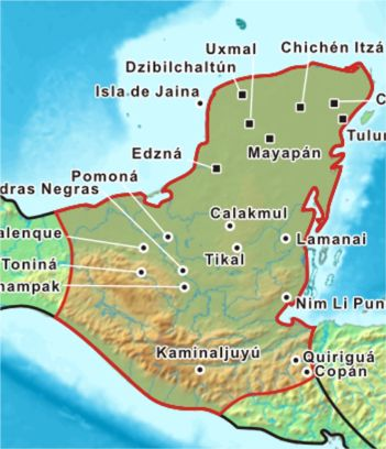 The Mayans MexicanHistory.org Mexican history from ancient times to ...