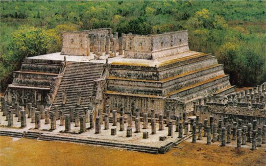 The Mayans MexicanHistoryorg Mexican History From Ancient Times To Today