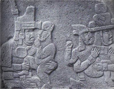 The first mexicans the olmecs mexicanhistory mexicanhistory among other firsts the olmec appeared to practice ritual bloodletting and played the mesoamerican ballgame hallmarks of nearly all subsequent publicscrutiny Images