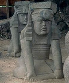 The first mexicans the olmecs mexicanhistory mexicanhistory olmec priests possible mirrors on headbands publicscrutiny Choice Image